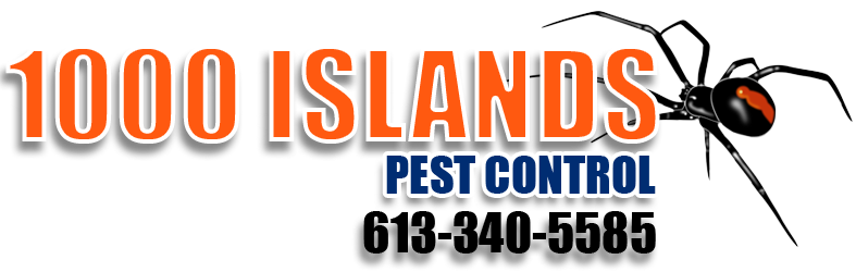 1000 Islands Pest Control Logo